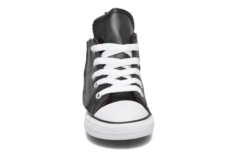 Baskets Converse Chuck Taylor All Star Simple Step Hi Noir vue portées chaussures