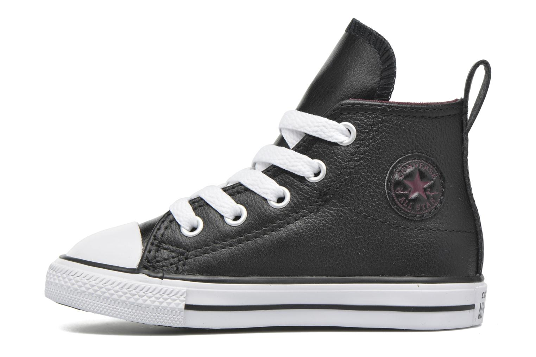 Baskets Converse Chuck Taylor All Star Simple Step Hi Noir vue face