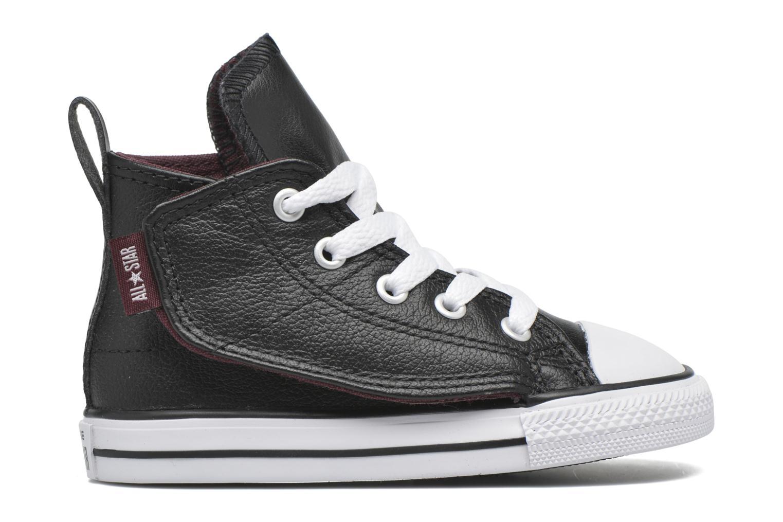 Baskets Converse Chuck Taylor All Star Simple Step Hi Noir vue derrière