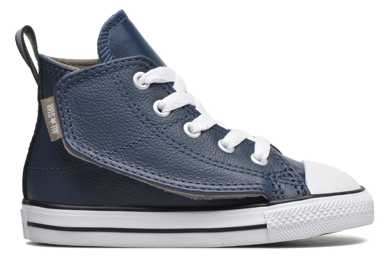 Baskets Converse Chuck Taylor All Star Simple Step Hi Bleu vue derrière