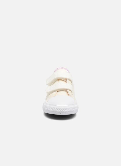 Sneakers Converse Chuck Taylor All Star 2V Ox Hvid se skoene på