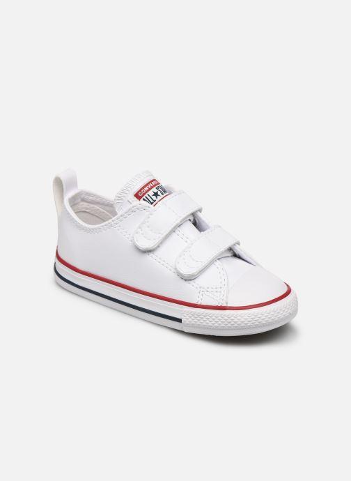 Sneaker Converse Chuck Taylor All Star 2V Ox weiß detaillierte ansicht/modell