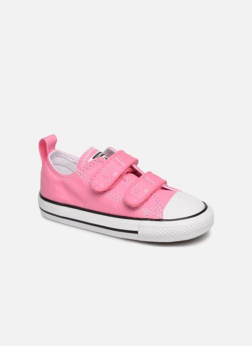 Sneakers Converse Chuck Taylor All Star 2V Ox Rosa vedi dettaglio/paio