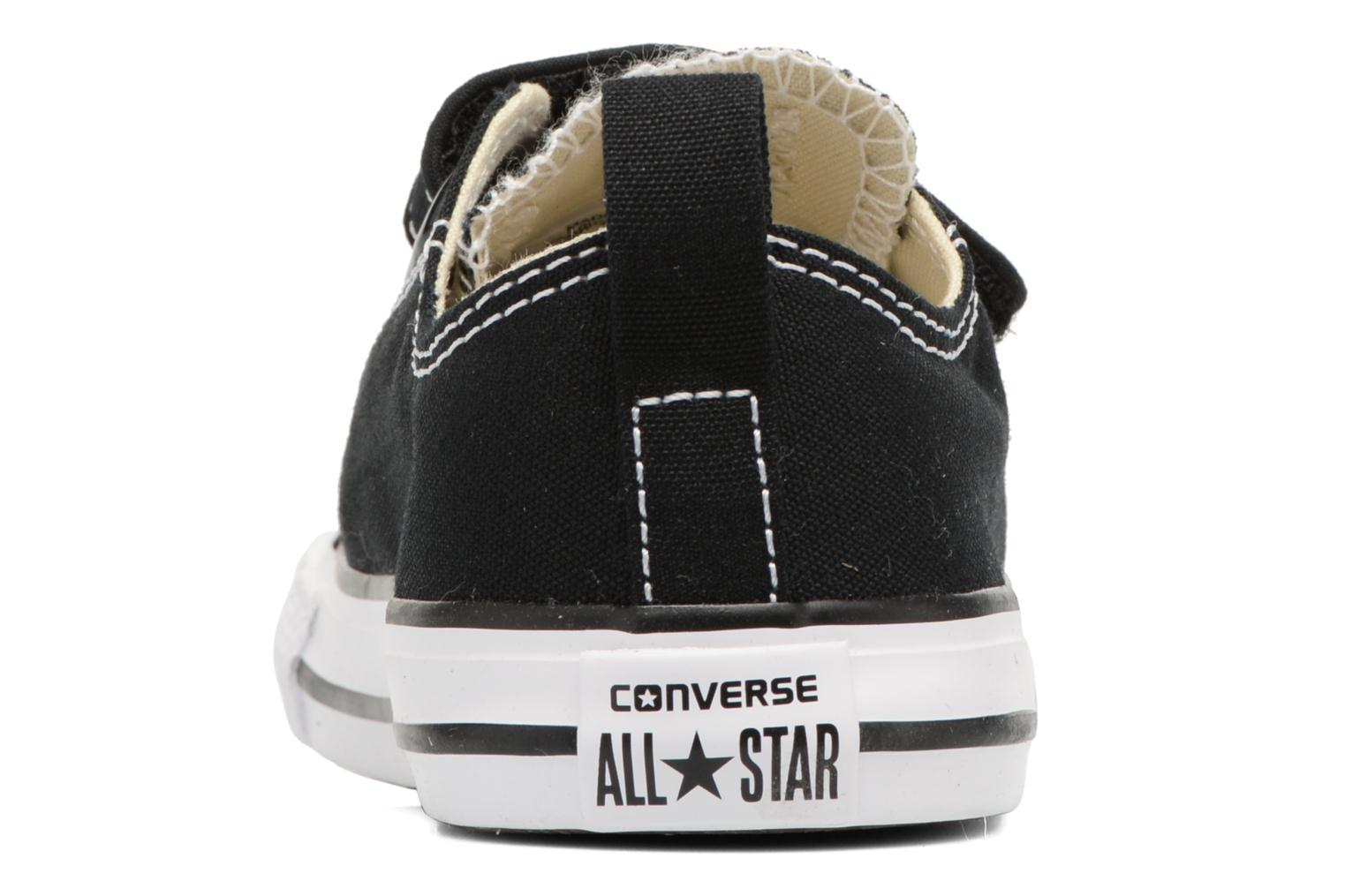 Trainers Converse Chuck Taylor All Star 2V Ox Black view from the right