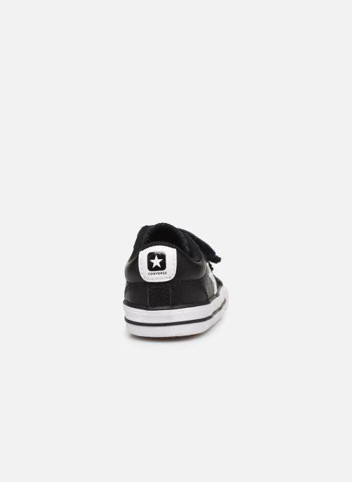 Sneakers Converse Star Player Ev 2V Ox Zwart rechts
