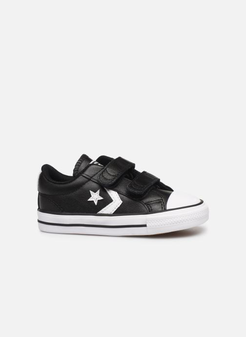 Sneakers Converse Star Player Ev 2V Ox Zwart achterkant