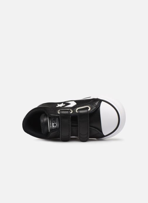 Sneakers Converse Star Player Ev 2V Ox Zwart links