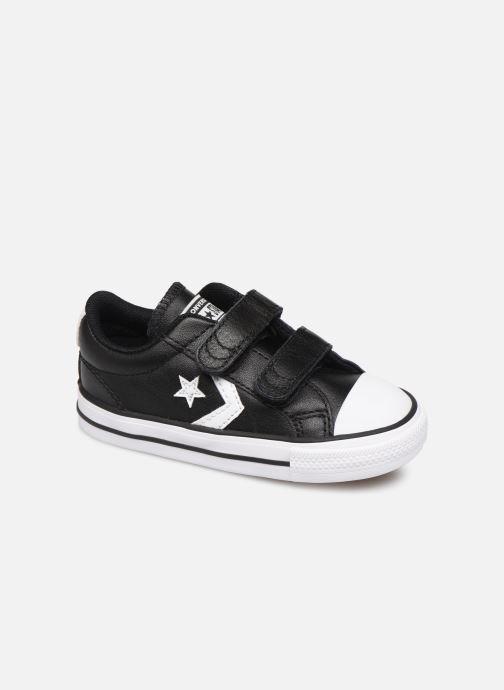 Sneakers Converse Star Player Ev 2V Ox Zwart detail