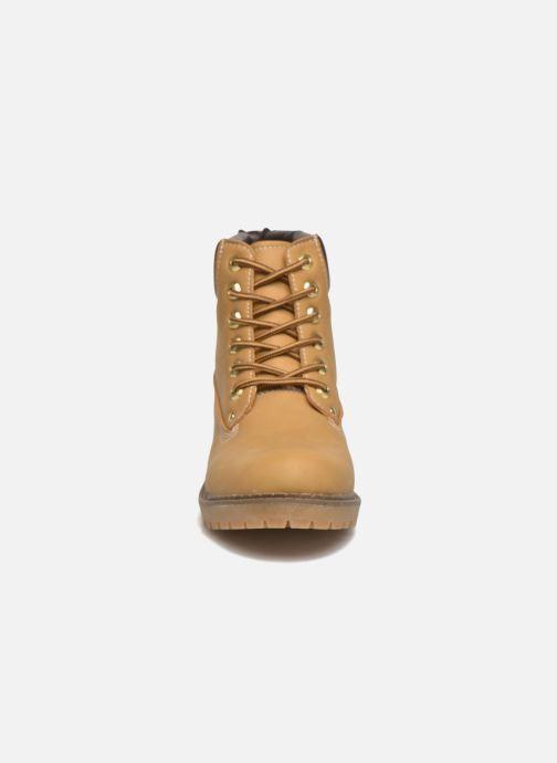 Botines  I Love Shoes THODILLOT Beige vista del modelo