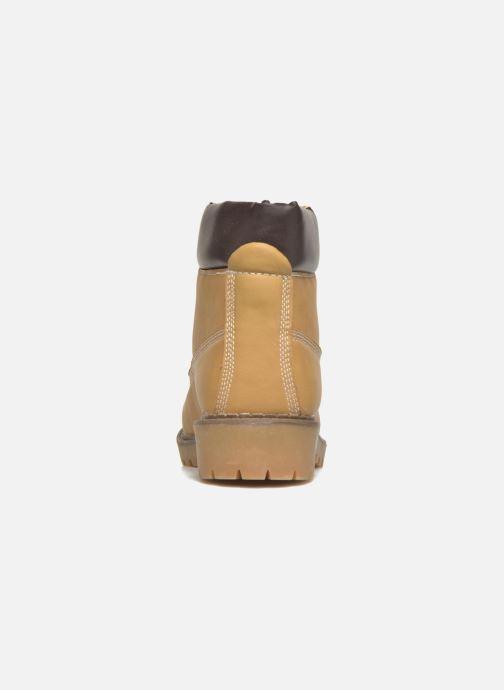 Botines  I Love Shoes THODILLOT Beige vista lateral derecha