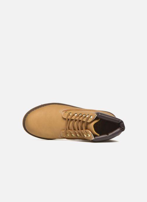 Botines  I Love Shoes THODILLOT Beige vista lateral izquierda
