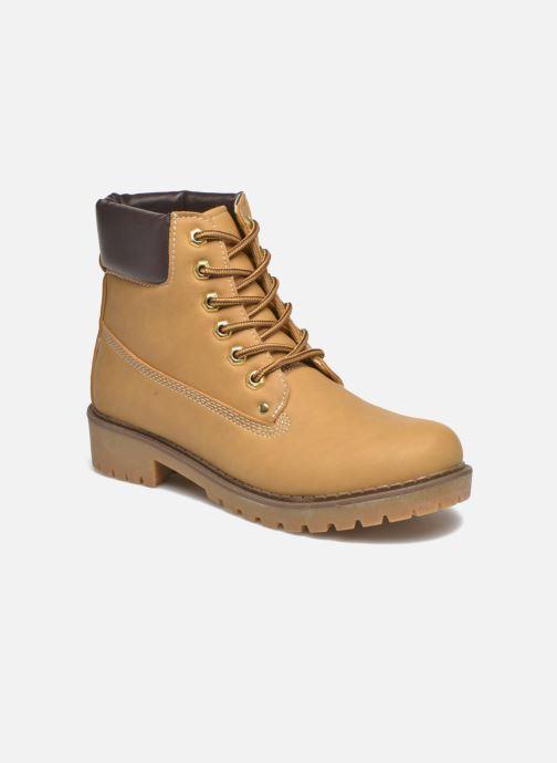 Botines  I Love Shoes THODILLOT Beige vista de detalle / par