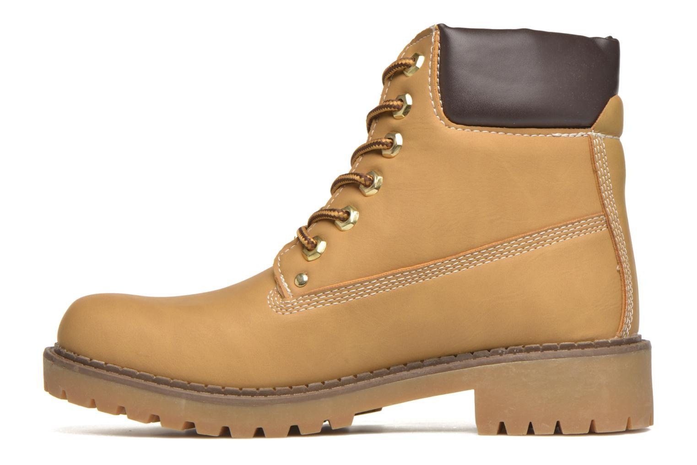Bottines et boots I Love Shoes THODILLOT Beige vue face