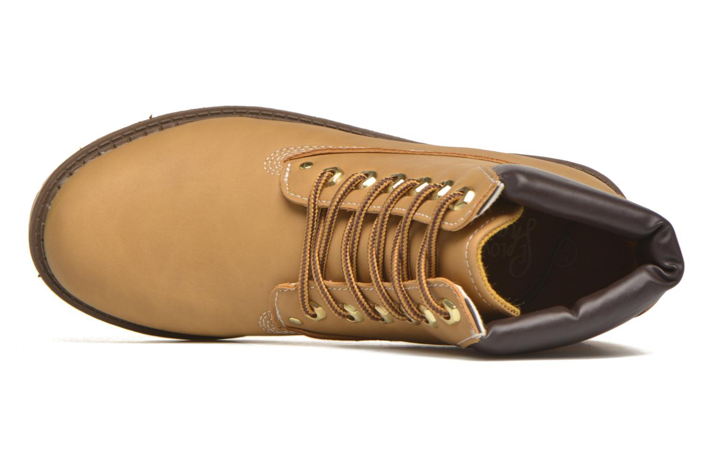Bottines et boots I Love Shoes THODILLOT Beige vue gauche