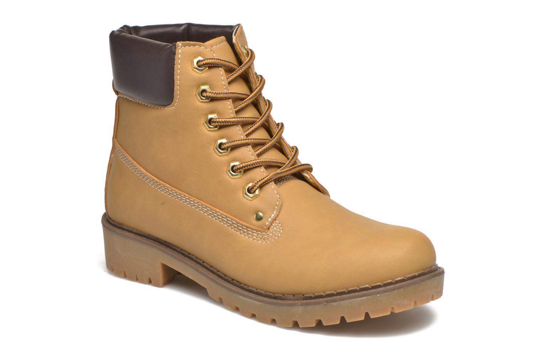 Bottines et boots I Love Shoes THODILLOT Beige vue détail/paire