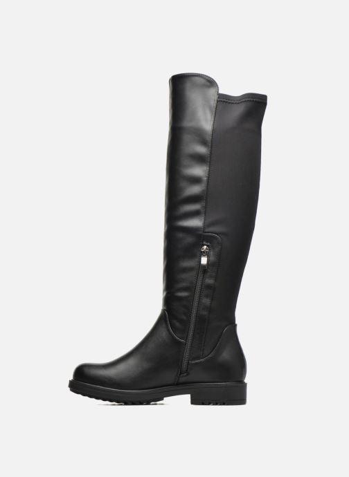 Bottes I Love Shoes THAMANE Noir vue face