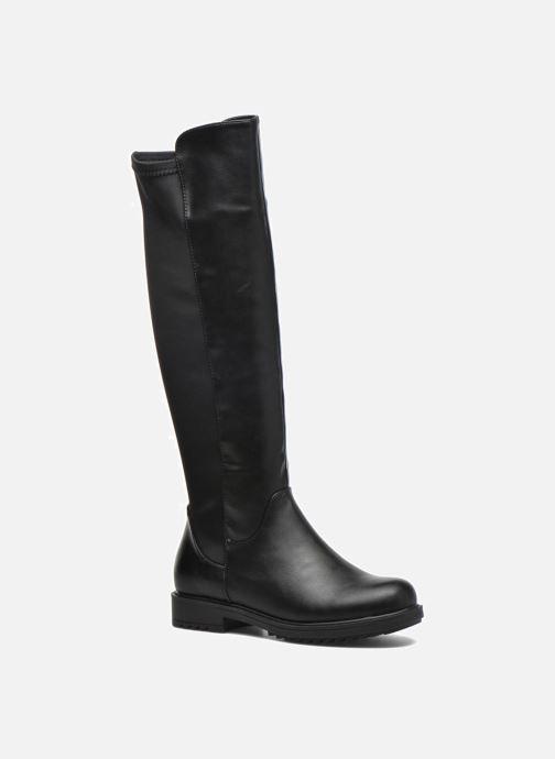 Bottes I Love Shoes THAMANE Noir vue détail/paire