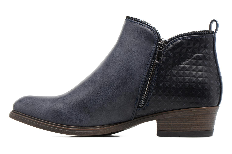 Bottines et boots I Love Shoes Tharte Bleu vue face