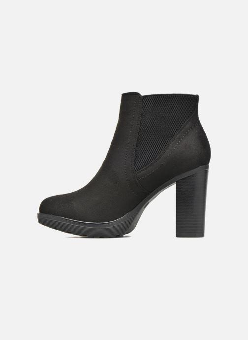 Bottines et boots I Love Shoes THASSE Noir vue face