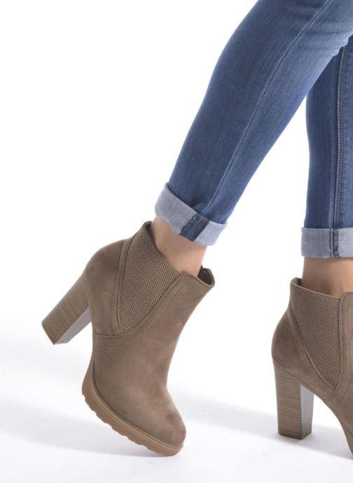 Boots en enkellaarsjes I Love Shoes THASSE Bruin onder