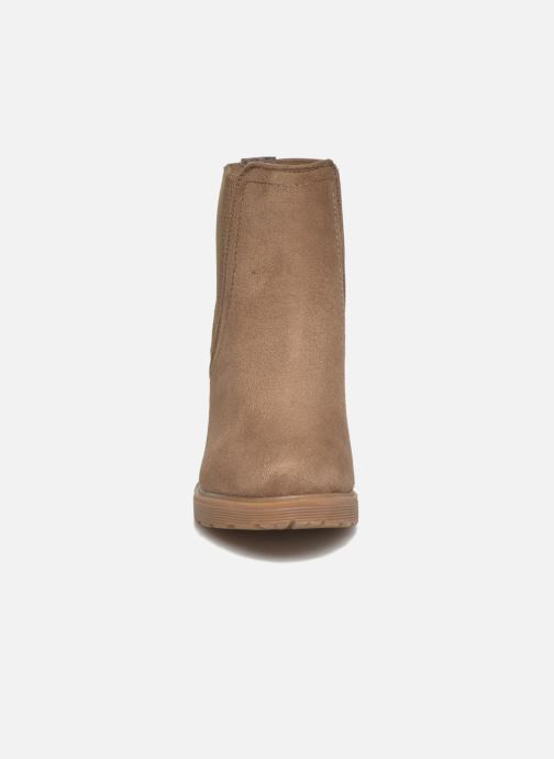 Boots en enkellaarsjes I Love Shoes THASSE Bruin model