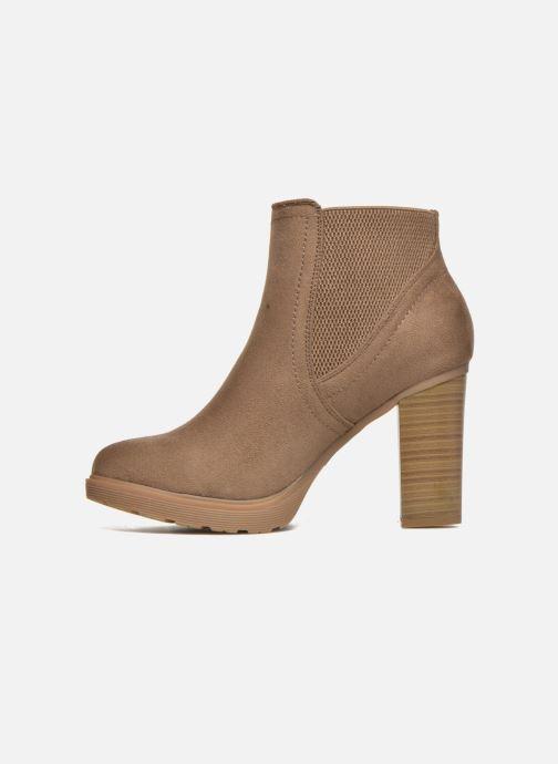 Boots en enkellaarsjes I Love Shoes THASSE Bruin voorkant