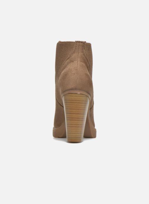 Boots en enkellaarsjes I Love Shoes THASSE Bruin rechts