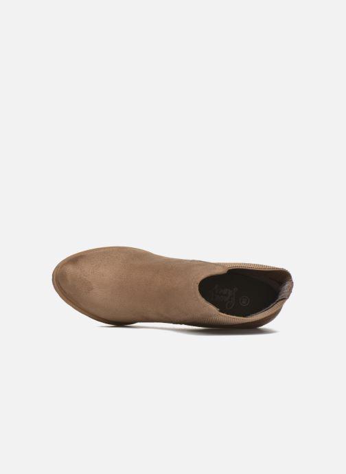 Boots en enkellaarsjes I Love Shoes THASSE Bruin links