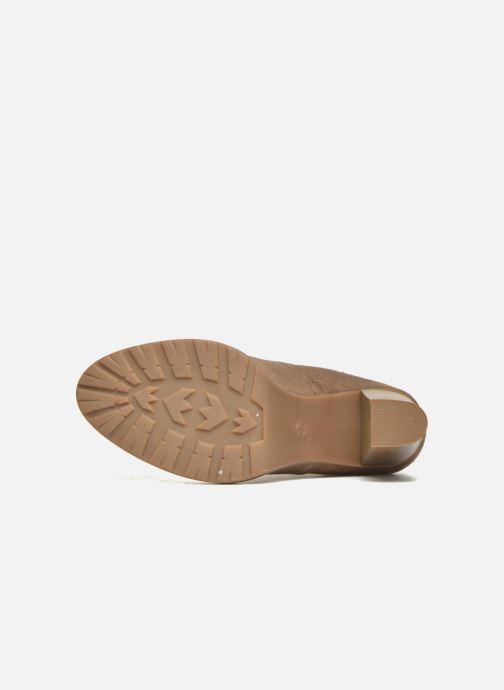 Boots en enkellaarsjes I Love Shoes THASSE Bruin boven