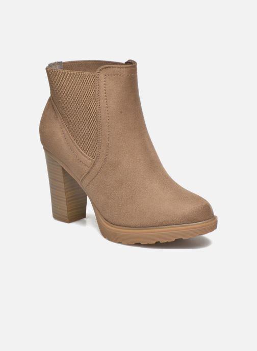 Boots en enkellaarsjes I Love Shoes THASSE Bruin detail