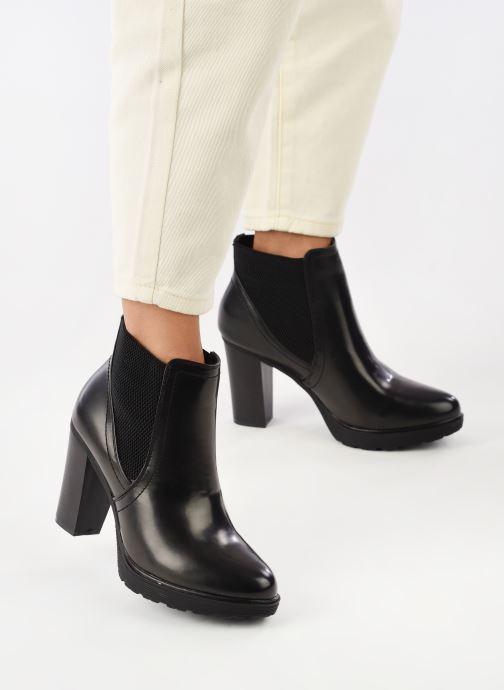 Botines  I Love Shoes THASSE Negro vista de abajo
