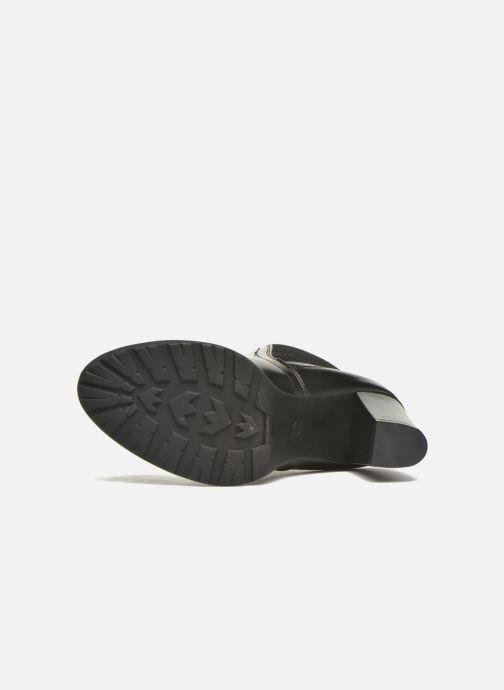 Stivaletti e tronchetti I Love Shoes THASSE Nero immagine dall'alto