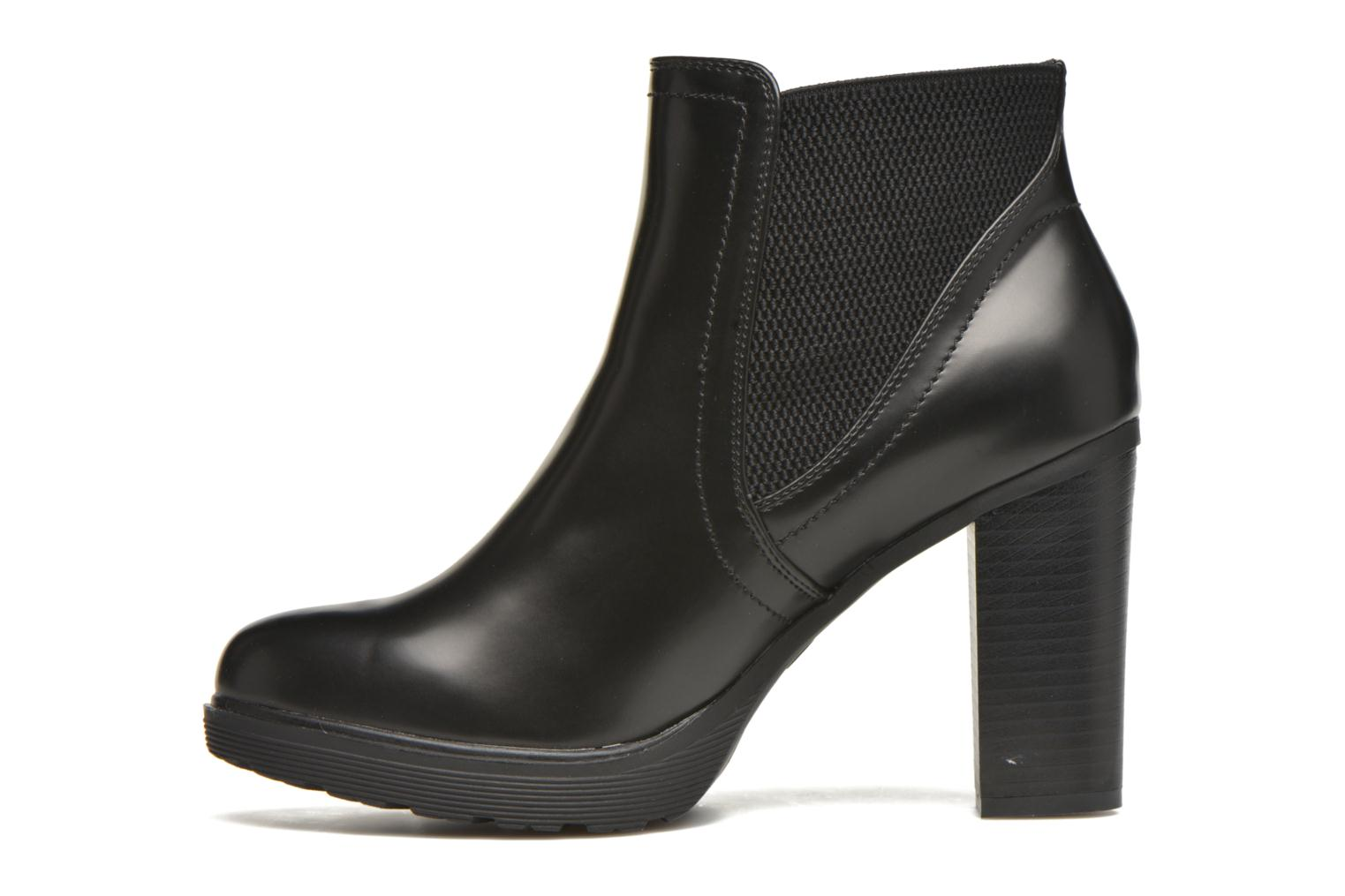 Ankle boots I Love Shoes THASSE Black front view