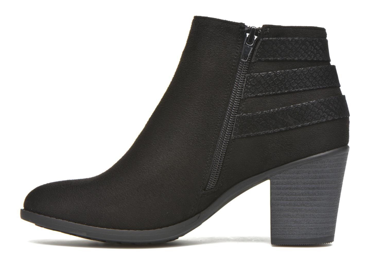 Bottines et boots I Love Shoes THEVIRE Noir vue face