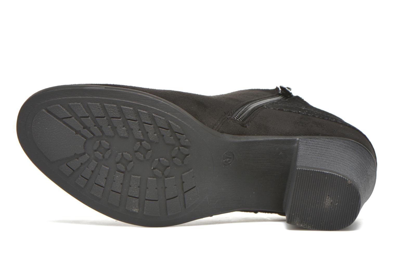 Bottines et boots I Love Shoes THEVIRE Noir vue haut