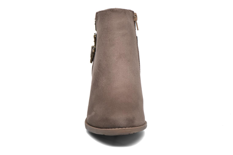 Bottines et boots I Love Shoes THEVIRE Marron vue portées chaussures