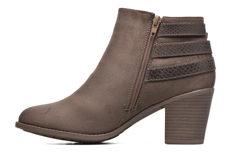 Bottines et boots I Love Shoes THEVIRE Marron vue face
