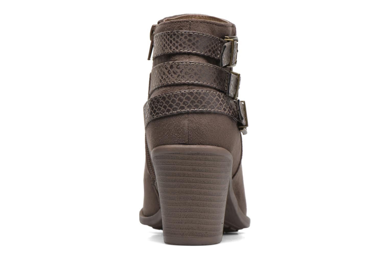 Bottines et boots I Love Shoes THEVIRE Marron vue droite
