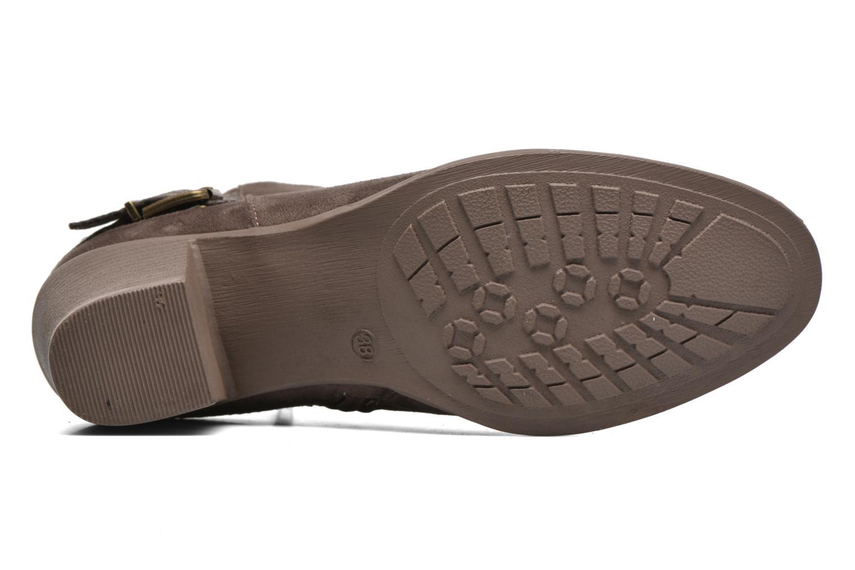 Bottines et boots I Love Shoes THEVIRE Marron vue haut