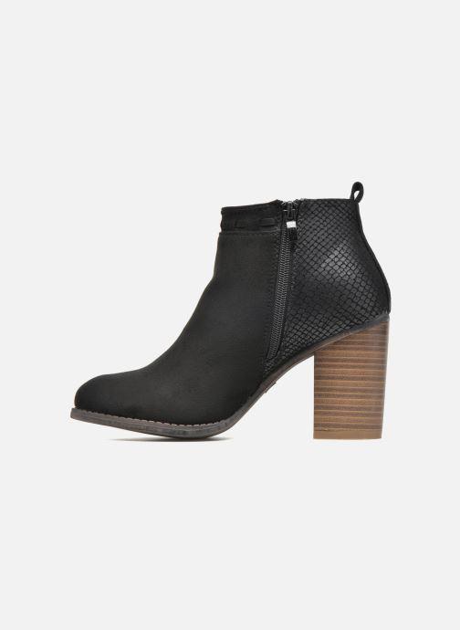 Boots en enkellaarsjes I Love Shoes THANSE Zwart voorkant