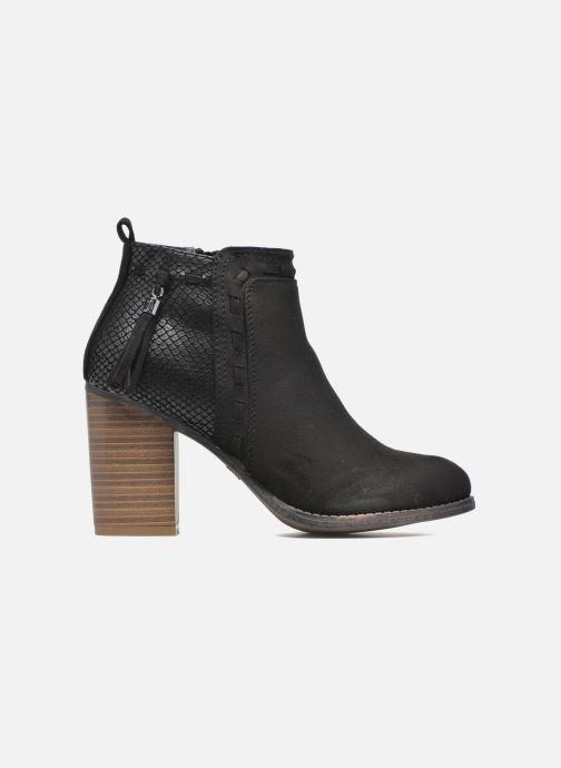 Boots en enkellaarsjes I Love Shoes THANSE Zwart achterkant