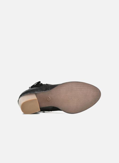 Boots en enkellaarsjes I Love Shoes THANSE Zwart boven