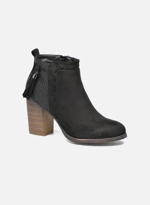 Boots en enkellaarsjes I Love Shoes THANSE Zwart detail