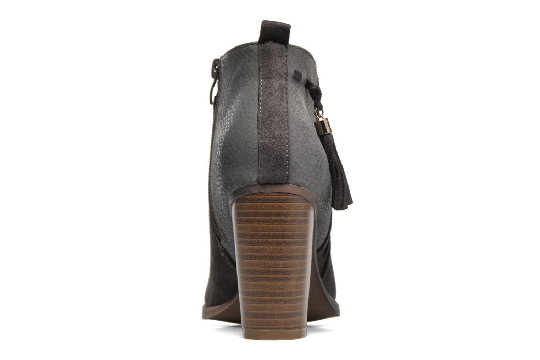Bottines et boots I Love Shoes THANSE Gris vue droite