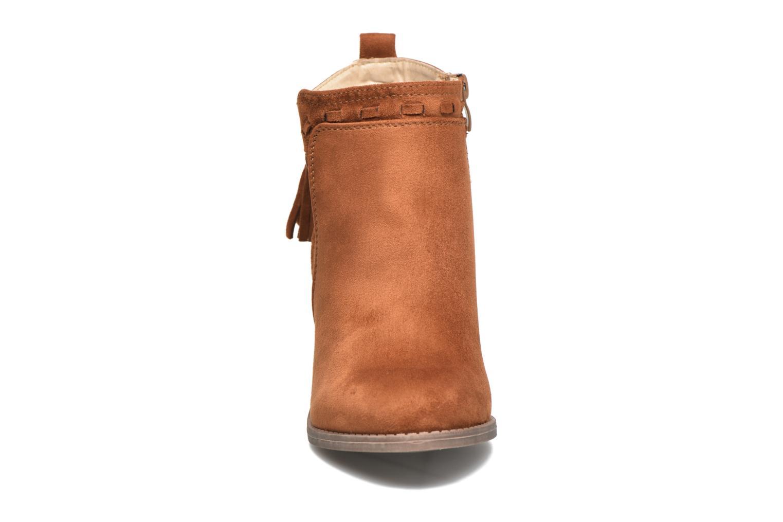 Bottines et boots I Love Shoes THANSE Marron vue portées chaussures