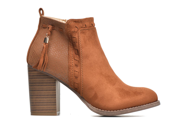 Bottines et boots I Love Shoes THANSE Marron vue derrière