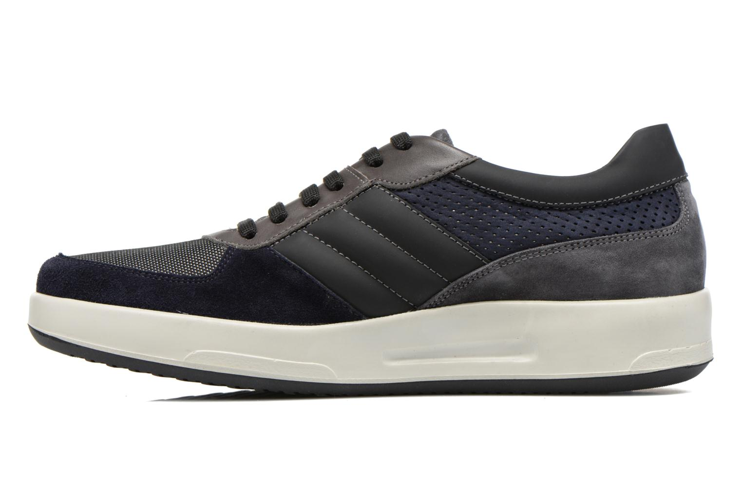 Trainers Lagerfeld Jil by Lagerfeld Blue front view