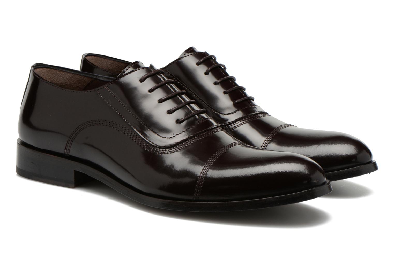 Chaussures à lacets Lagerfeld Mathias by Lagerfeld Marron vue 3/4