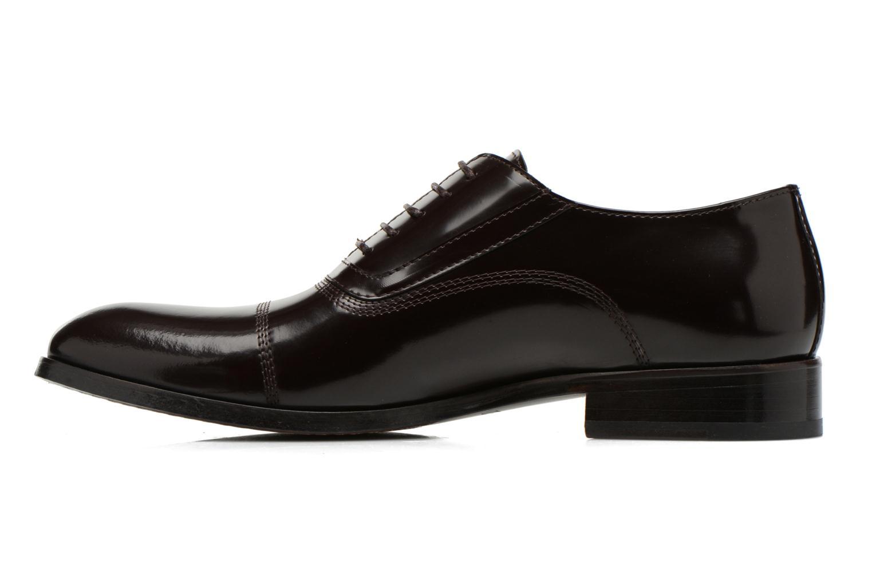 Chaussures à lacets Lagerfeld Mathias by Lagerfeld Marron vue face