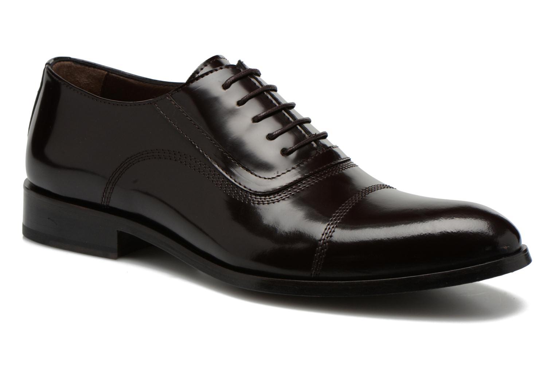 Chaussures à lacets Lagerfeld Mathias by Lagerfeld Marron vue détail/paire